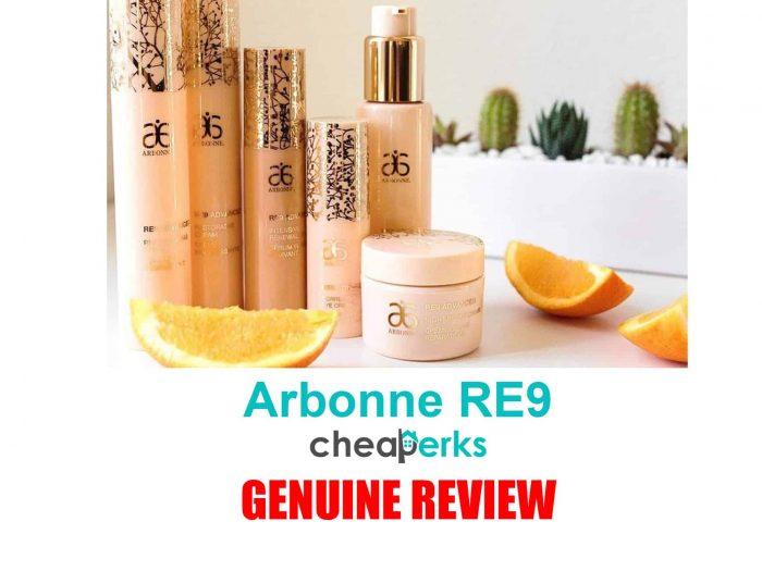 Arbonne RE9 Reviews