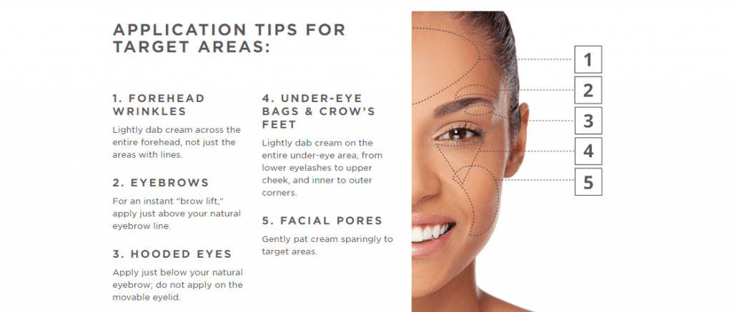 instantly ageless benefits
