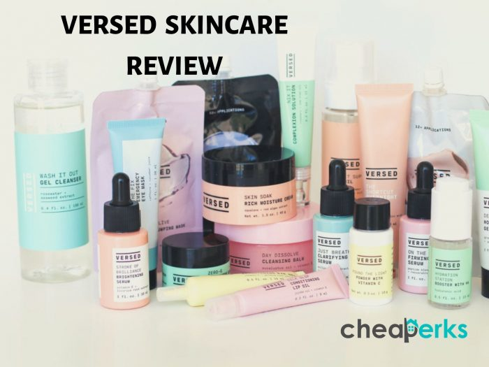 Versed Skincare Reviews
