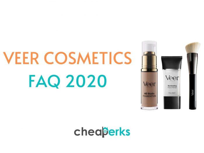 veer cosmetics faq 2020