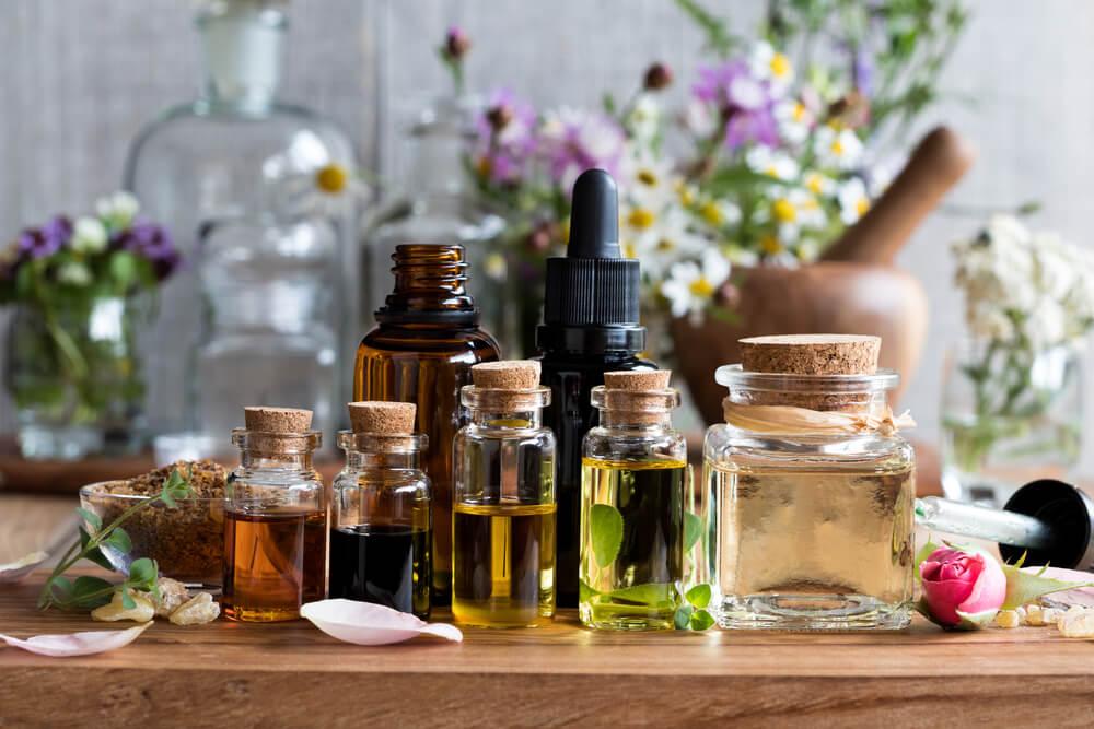 essential oils for skin tightening