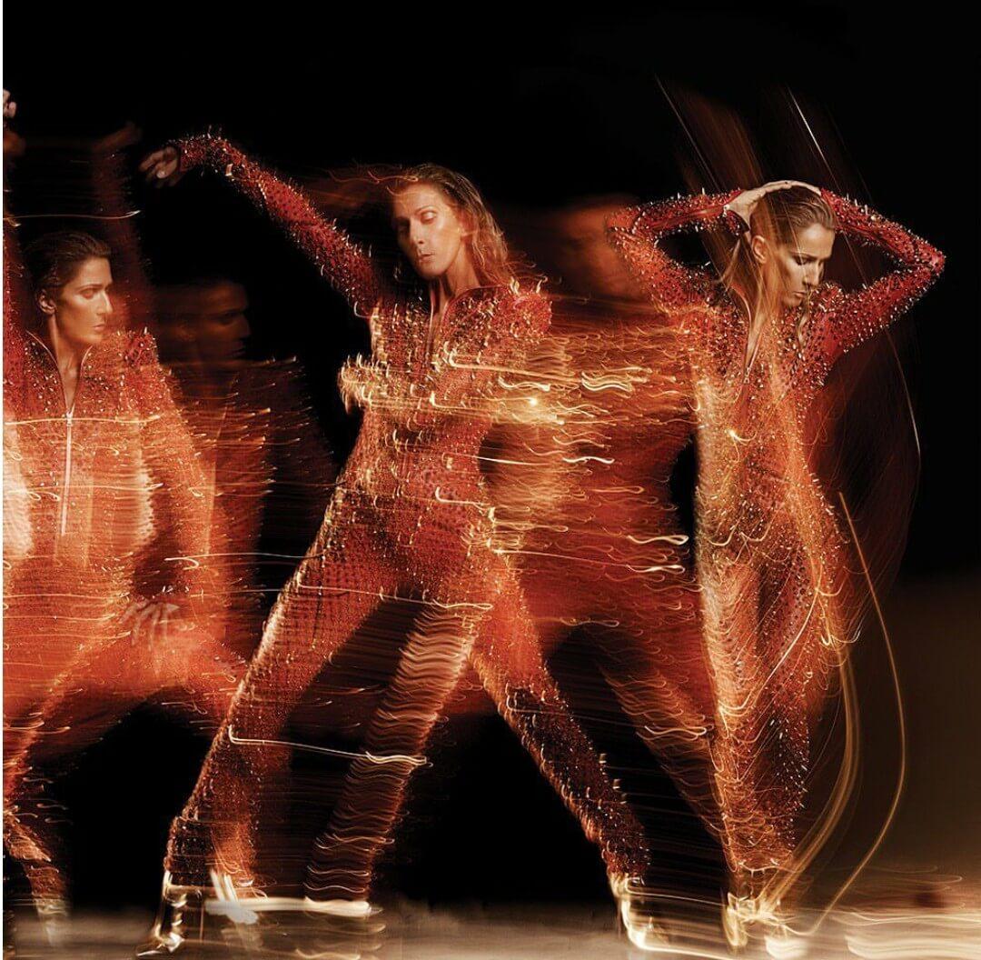 Celine Dion Dancing