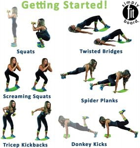 starting up with simply fit