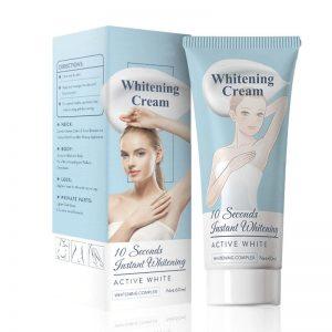 lucid zest body whitening cream