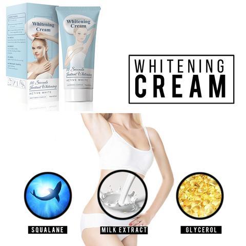 lucid zest whitening cream