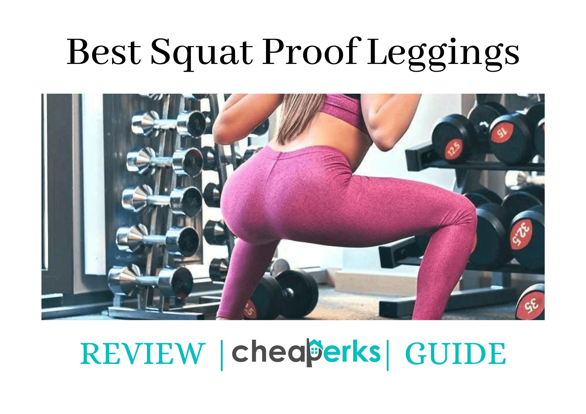 Best Squat Proof Leggings