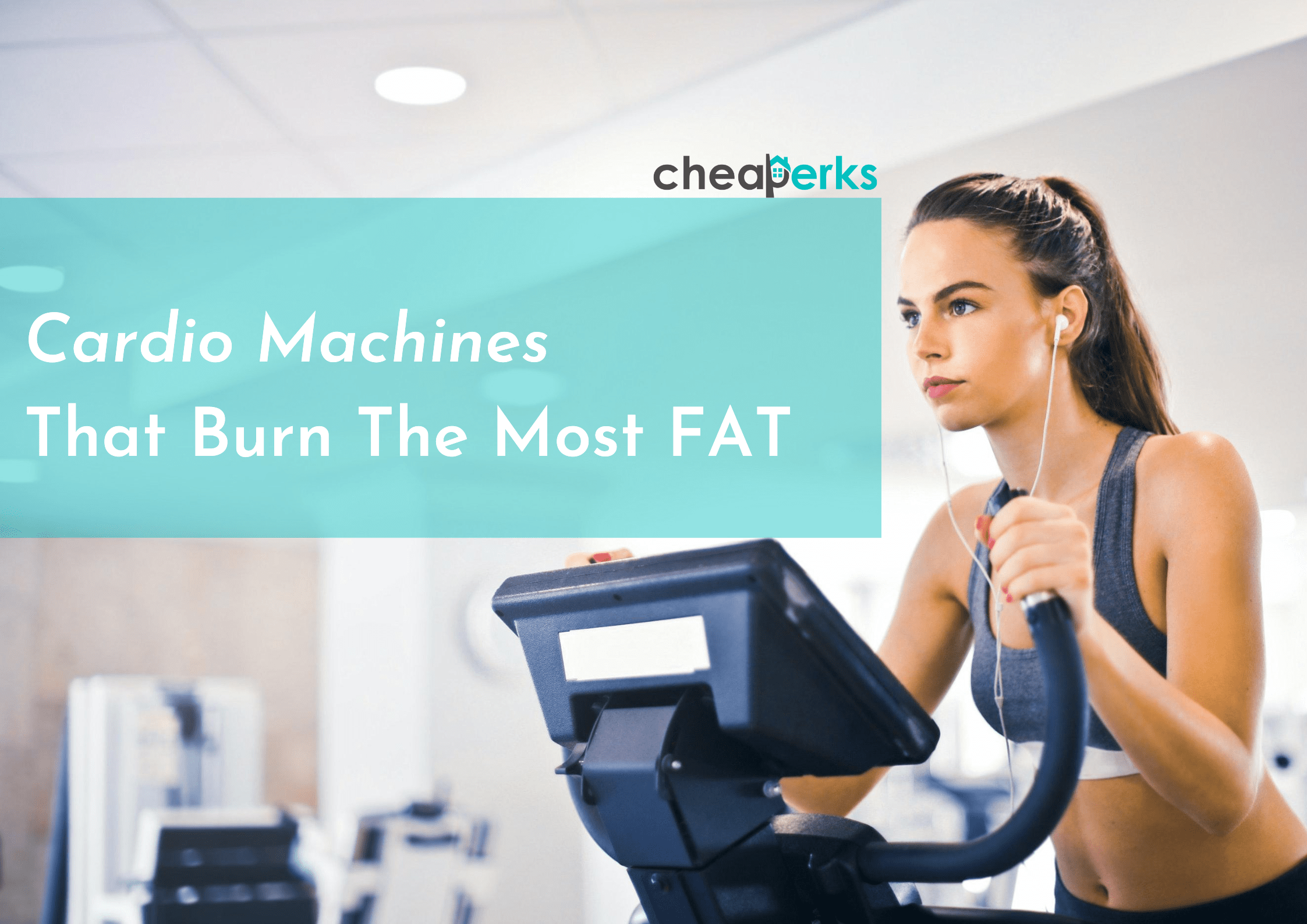 Cardio Machines That Burn The Most Calories