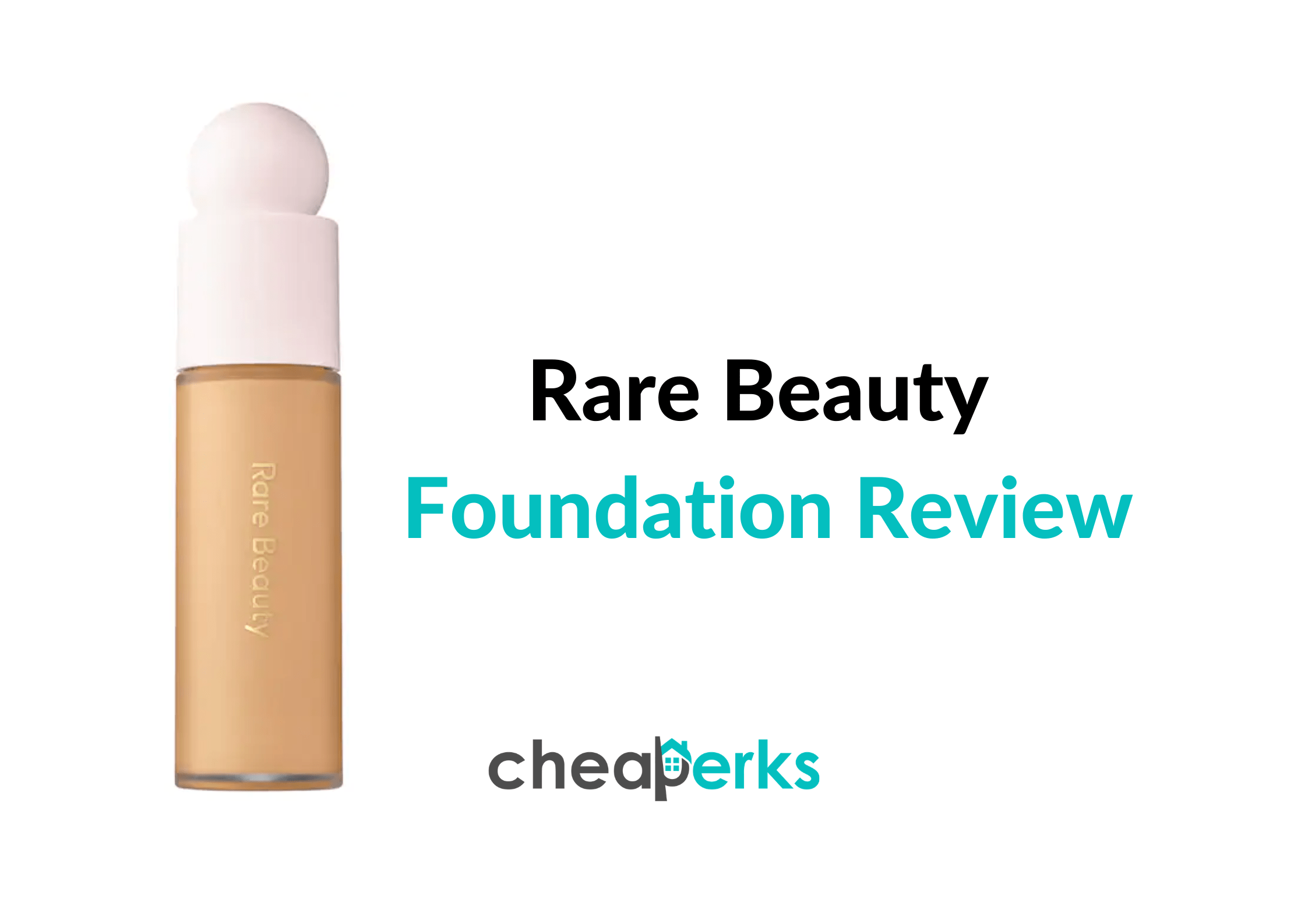 Rare Beauty Foundation Review