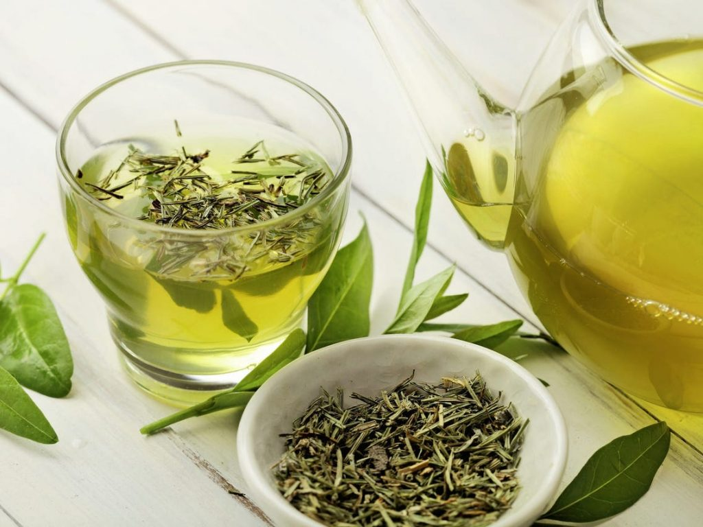 green tea | no more bloat ingredients