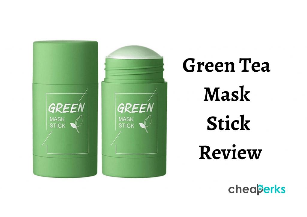 Green Tea Mask Stick Review