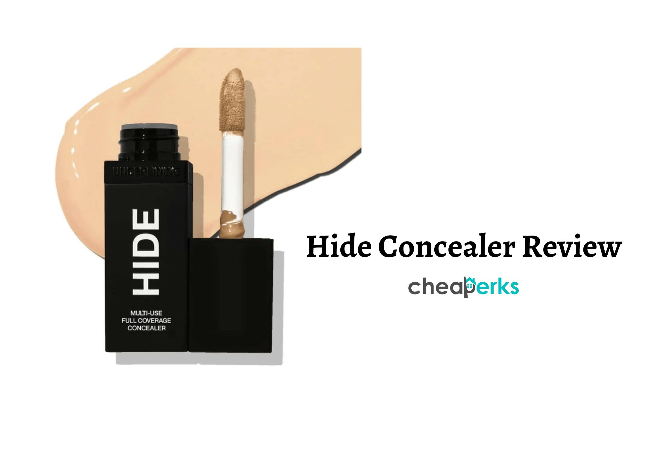 Hide Concealer Reviews