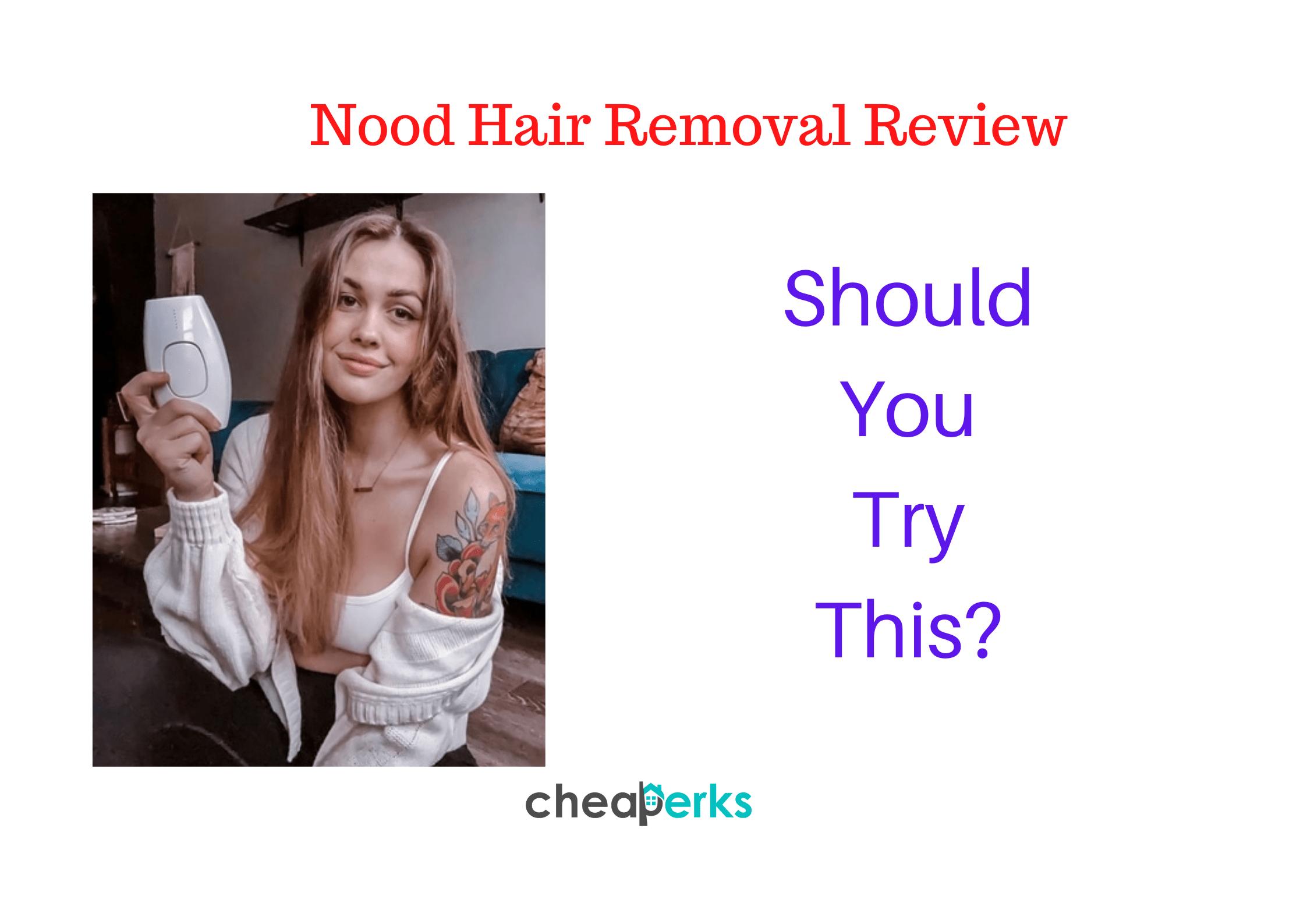 Nood Hair Removal Reviews