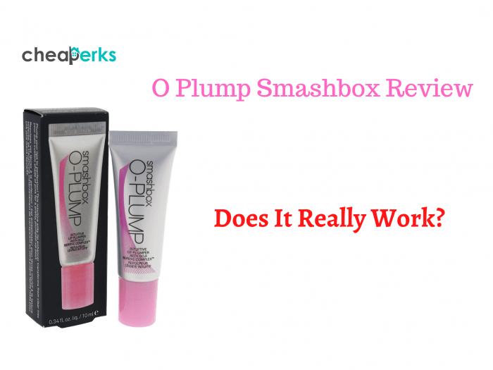 O Plump Smashbox Reviews