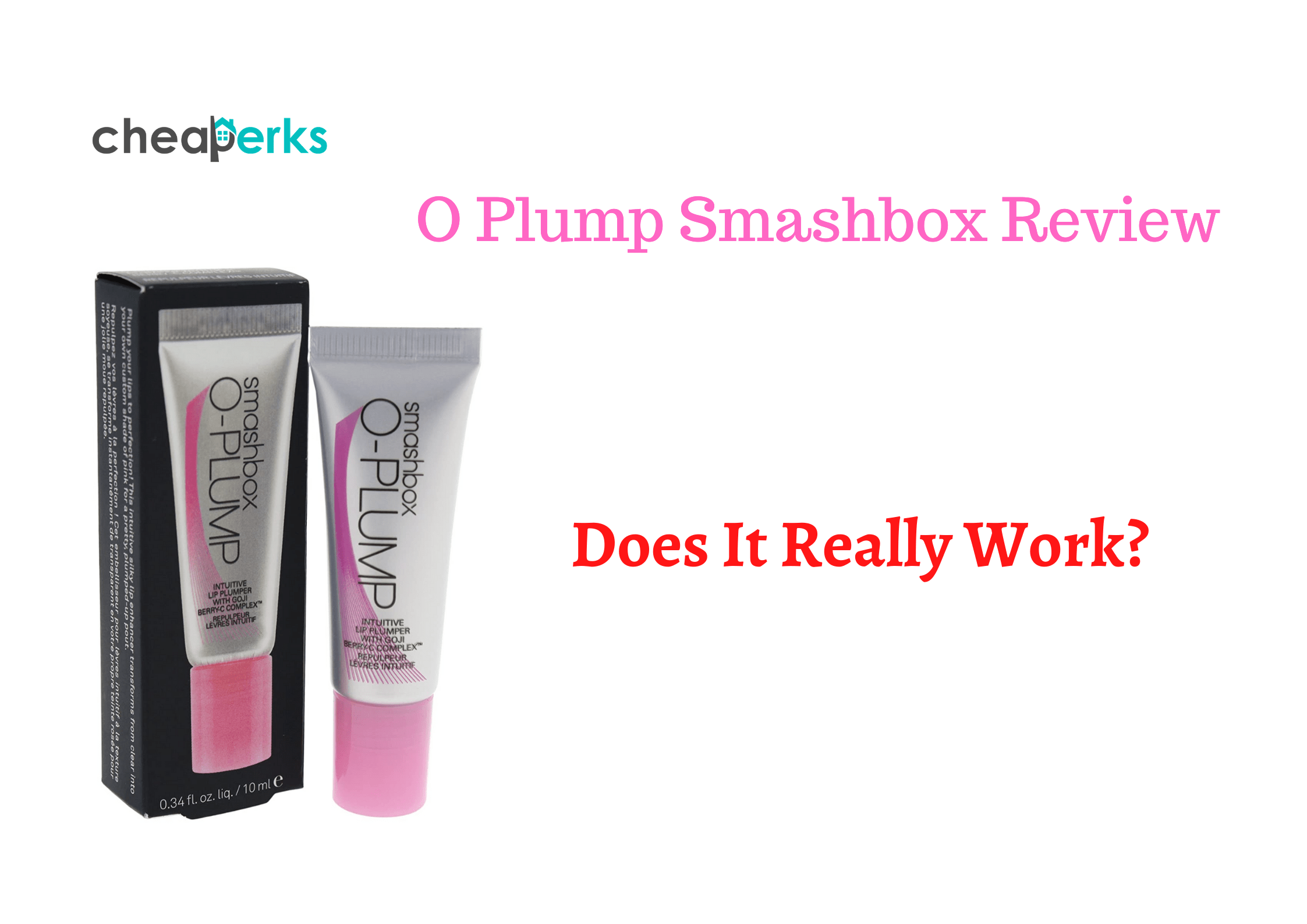O Plump Smashbox Reviews