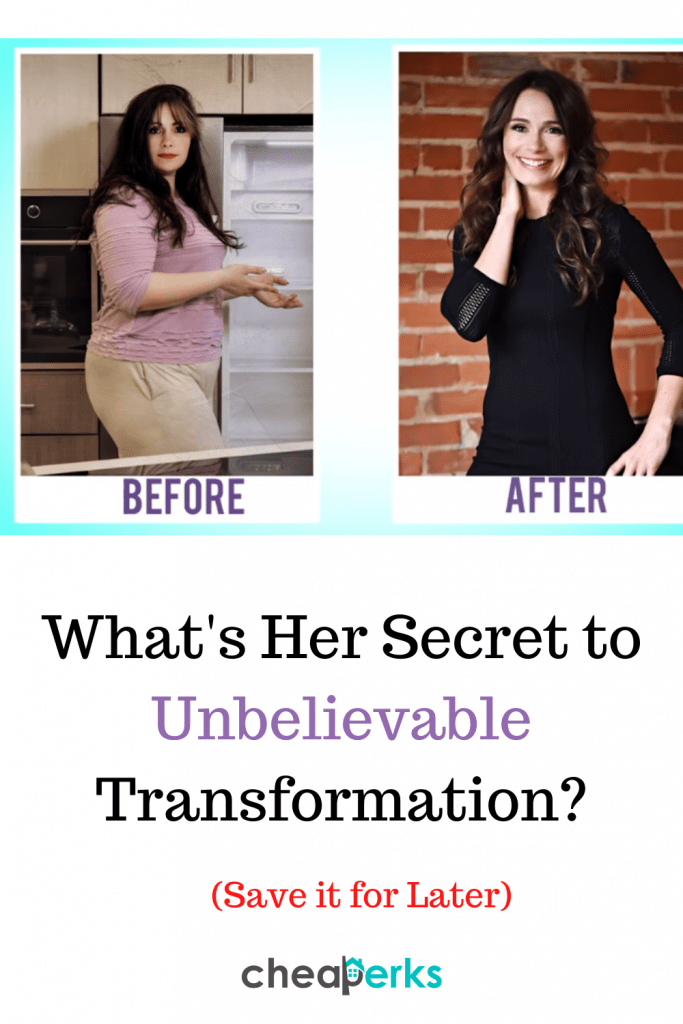 What's Her Secret to Unbelievable Transformation