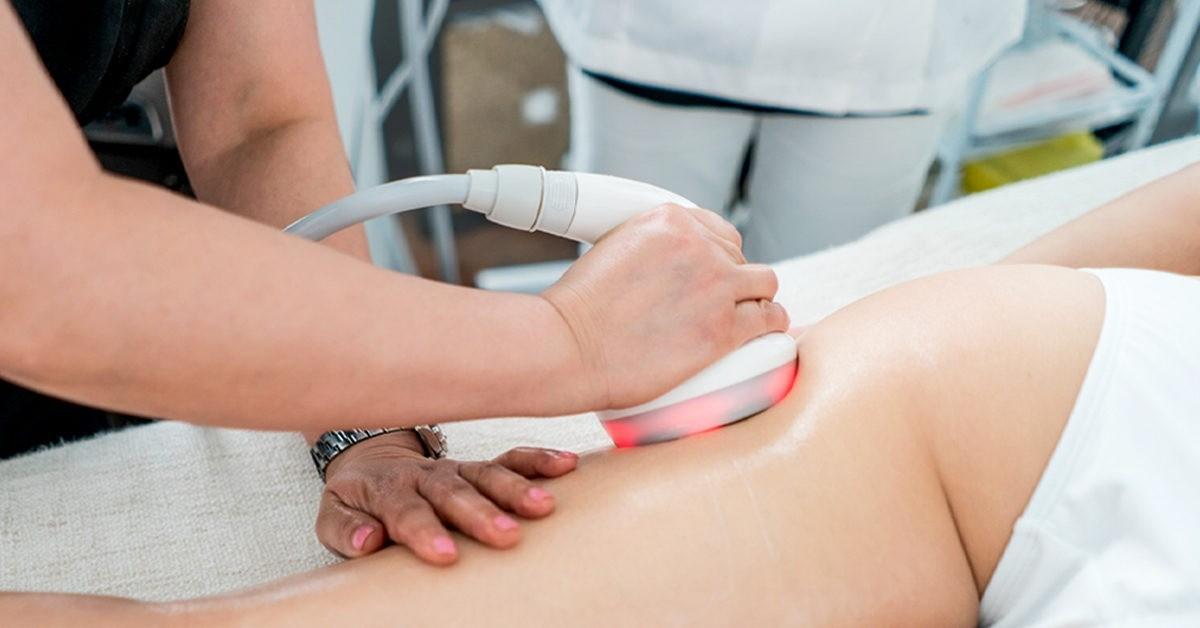 Ultrasonic Cellulite Caviation Machine