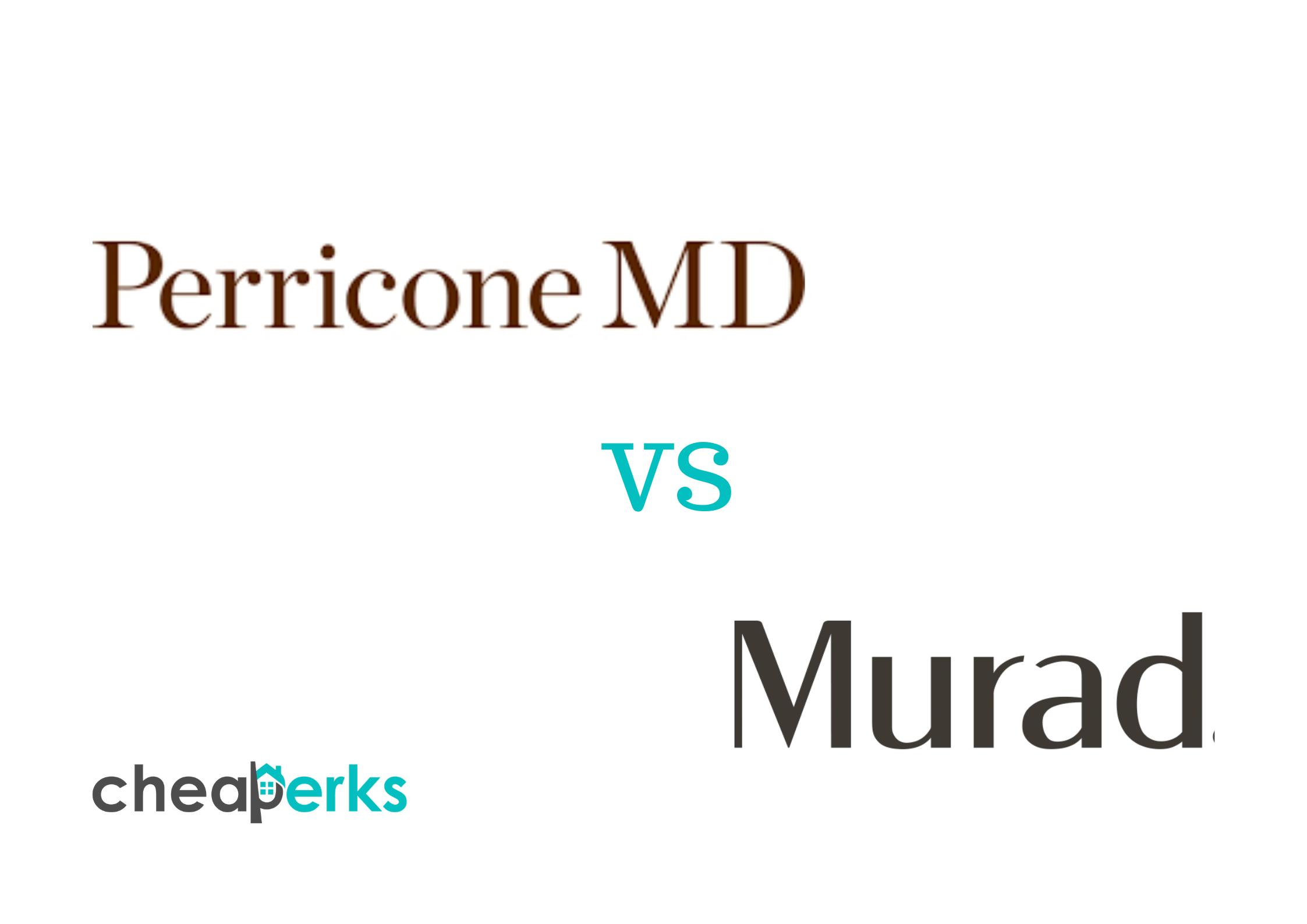perricone md vs murad