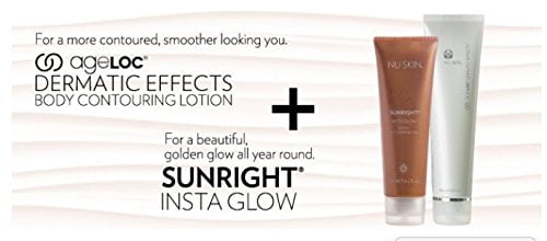 Nu Skin Sunright Insta Glow