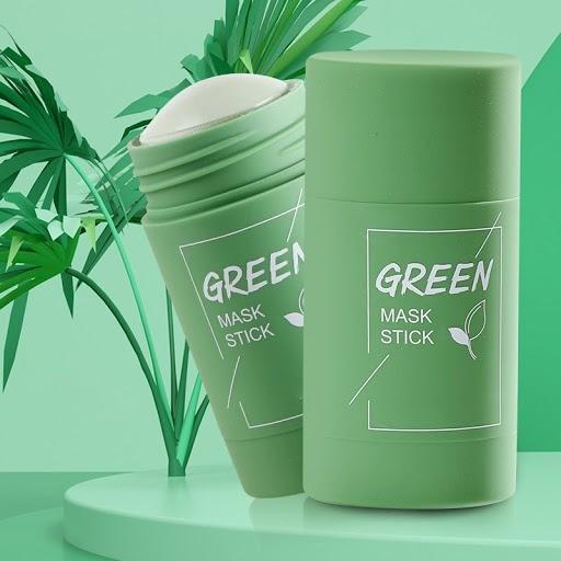green tea mask stick