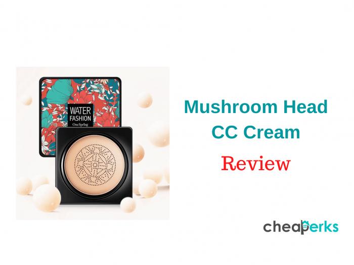 Mushroom Head CC Cream Reviews
