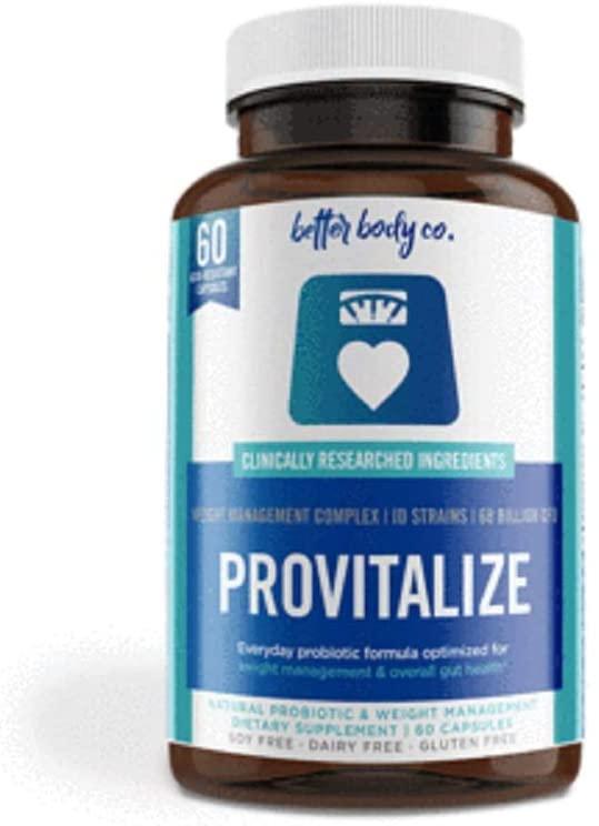 Provitalize Reviews