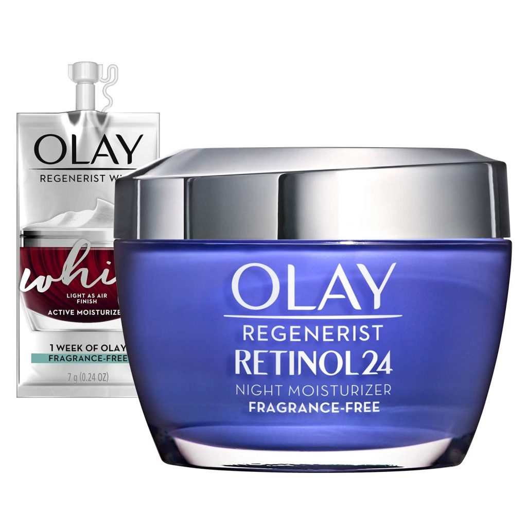 Olay Regenerist Retinol 24 Honest Review